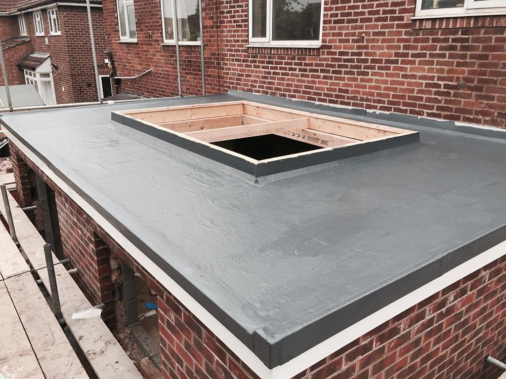 Flat Roofing In Manchester Amp Throughout Greater Manchester